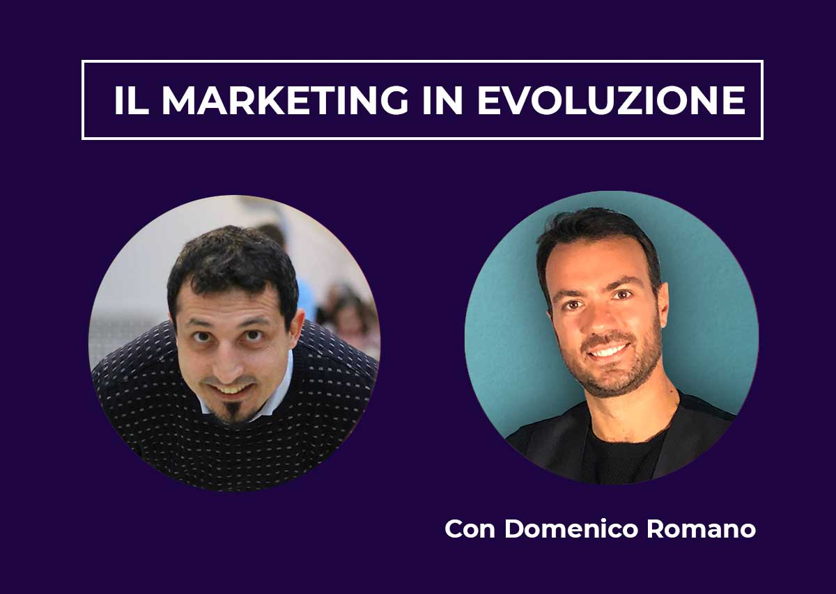 Domenico Romano: il retail marketing nell'epoca del post covid. Il marketing in evoluzione
